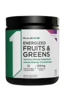 Rule 1 Energized Fruits & Greens Review