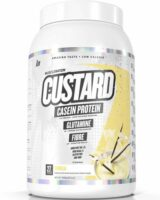 Muscle Nation Custard Casein Protein Review