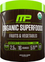 MusclePharm Natural Series Organic Superfoods Review