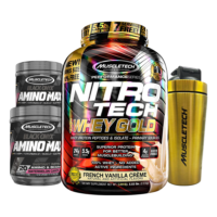 Muscletech Whey Gold Combo 3 Review
