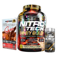 Muscletech Whey Gold Combo 2 Review
