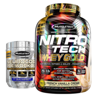 Muscletech Whey Gold Combo 4 Review