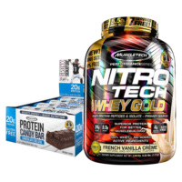 Muscletech Whey Gold Combo 1 Review