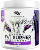 White Wolf Nutrition Natural Fat Burner Review