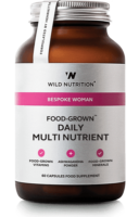 Wild Nutrition Food Grown Daily Multi Nutrient Review